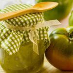 Мармелад из зеленых помидоров