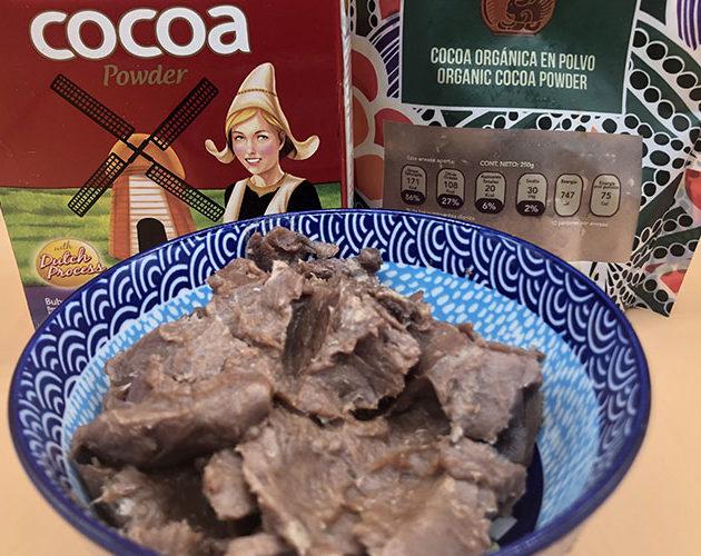Рецепт мятно-шоколадного масла для тела