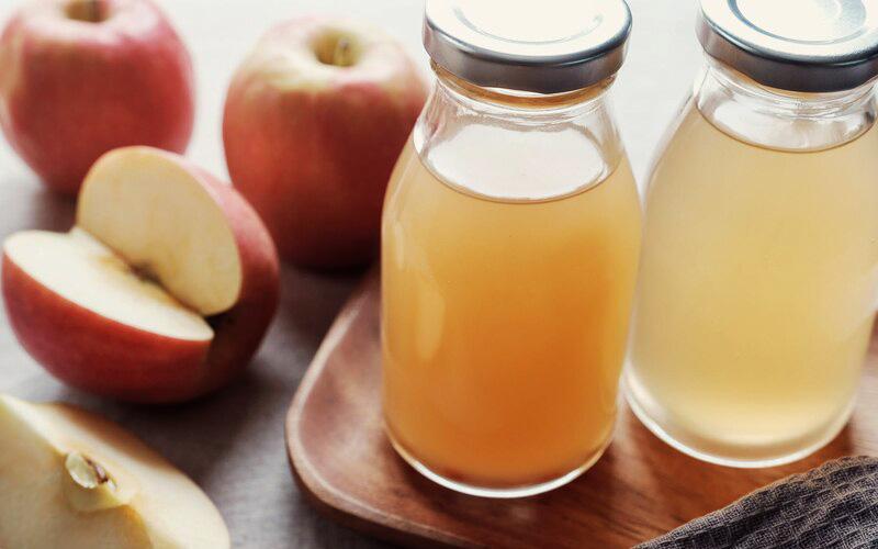 Яблочный уксус для вашей красоты кожи