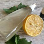 Весенняя дымка с жасмином и лимоном