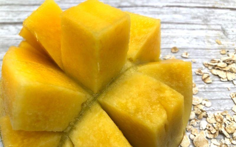 Маска для лица с манго